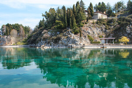 Ohrid lake,Tito Redakční