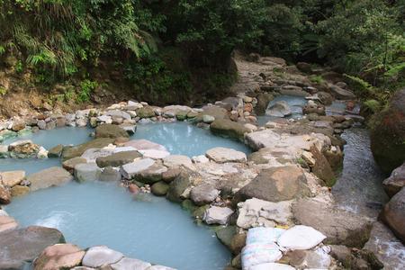 hot springs: Taiwan hot springs