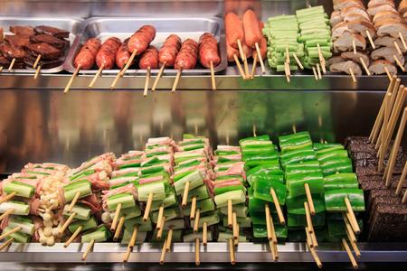 Street food in Asia - Kaohsiung,Taiwan photo