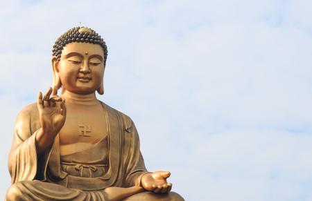 Giant Buddha in Taiwan Reklamní fotografie