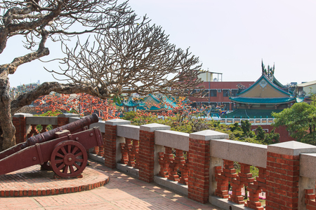 fort: Fort Provintia in Tainan