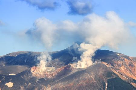 vulcanology: Volcano in Japan, Hokkaido