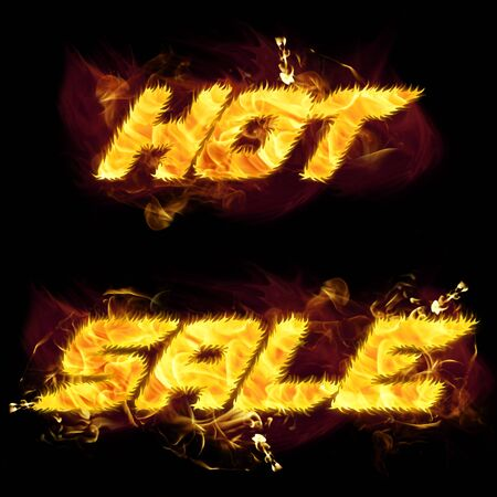 flame letters: Hot sale words in blazing flames.