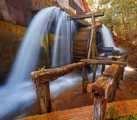 gristmill: Oldest Water Grist Mill in Romania, still functional.