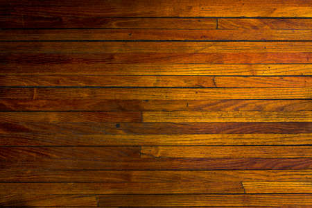 parquetry: Old brown parquet texture, horizontal stripes.