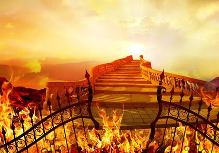 Stairway to Heaven venant de l'enfer.