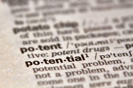 definicion: Potencial de texto Palabra Definici�n de diccionario p�gina