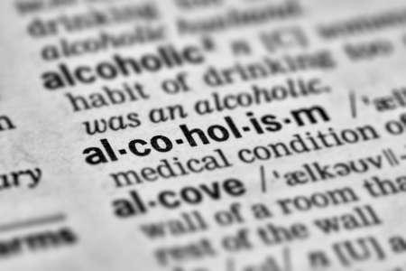 alcoholismo: El alcoholismo palabra en el diccionario la definici�n del texto P�gina