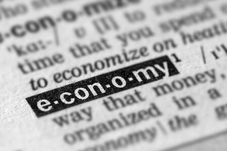 definicion: Econom�a definici�n de la palabra en el diccionario de texto P�gina
