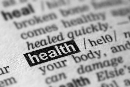 definicion: Salud definici�n de la palabra en el diccionario de texto P�gina