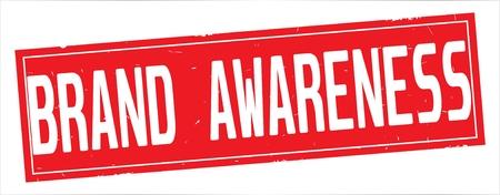 完全な赤の長方形のヴィンテージテクスチャスタンプ記号にブランドの認識テキスト、。