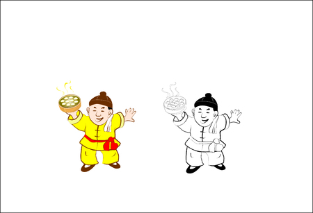 bao: The chinese hawker