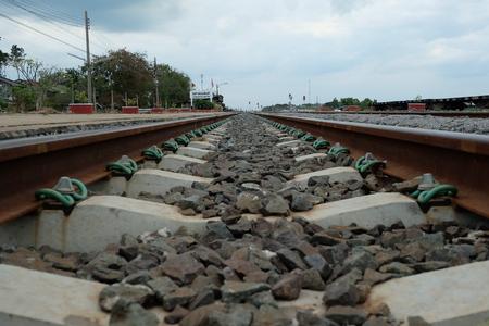 howrah: railway at train station Stock Photo
