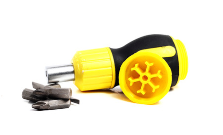 functional: functional screwdriver with interchangeable inserts