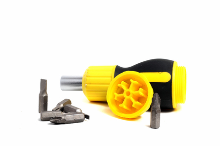 inserts: functional screwdriver with interchangeable inserts