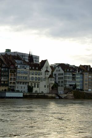 vin: Picture of the Rhin River, from Europe