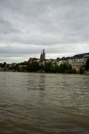 Picture of the Rhin River, from Europe photo