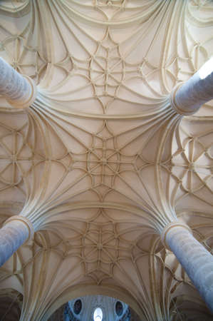 Indoor cathedral�s picture from Europe. Stock Photo - 4776968