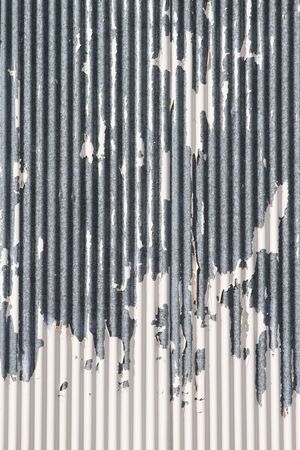 Metal texture, with grunge paint photo