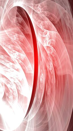 Christmas background. Abstract design. Red and white. photo