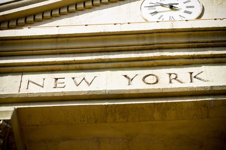 federal hall: new york city hall inspired facade