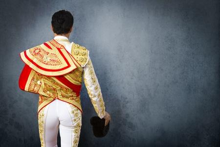 corrida: La lutte contre taureau image de l'Espagne. Corrida de Toros
