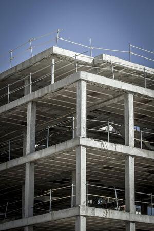 joist: building construction, concrete beams