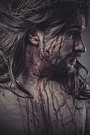 Faith, jesus christ, jesus of nazareth, representation of Calvary photo