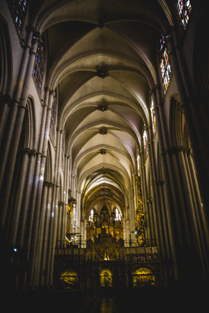 somerset: Cathedral arcs, Tourism, Toledo, most famous city in spain