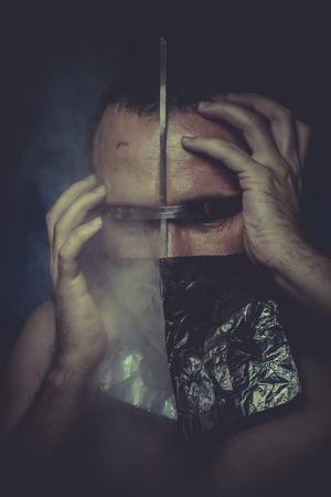 hallucination: hallucination, concept of mental disorder, schizophrenia and depression