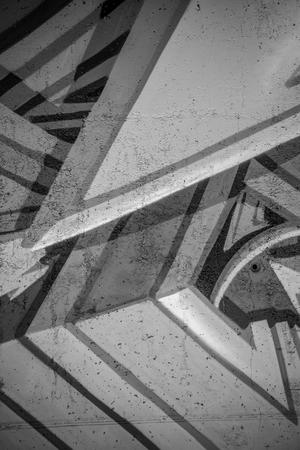 graphiti: a city wall with graffiti in black and white, urban art