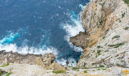 Cape Formentor in Mallorca island, Spain Stock Photo