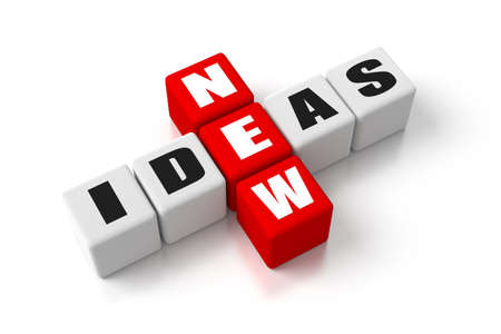 New Ideas crosswords Part of a business concepts series