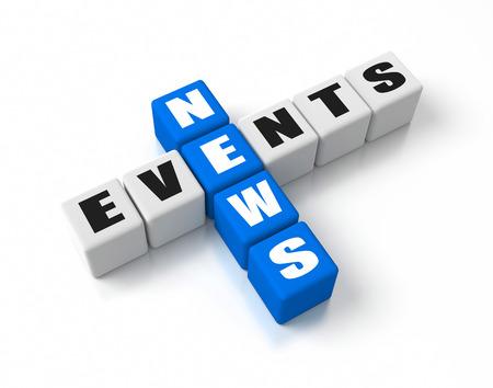 News Events crosswords