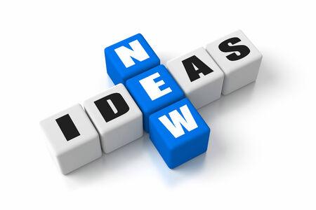 New Ideas crosswords