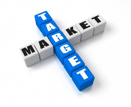 Crucigramas Mercado Objetivo