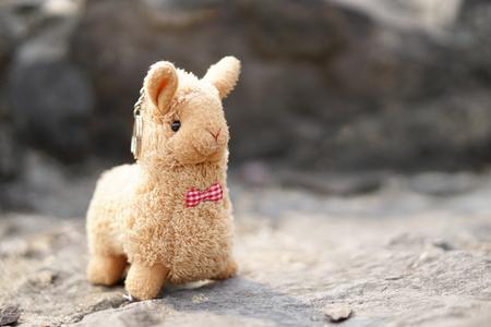 alpaca: alpaca doll