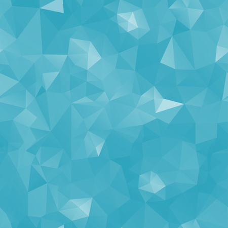 cooled: New kind of crystals to the New Year and Christmas. Fashionable topic. frozen background. Feel chilled. Design template. Seamless pattern. Vector illustration