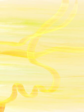 Abstract yellow digital texture background Foto de archivo - 130042122