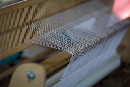 Wooden loom