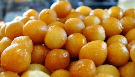 baklawa: oriental sweets Stock Photo
