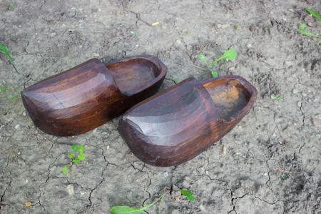 klompen: Handmade wooden clogs, photography