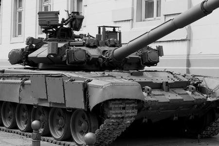 Zrenjanin ; Serbia ; 09.05.2016.Main Battle Tank