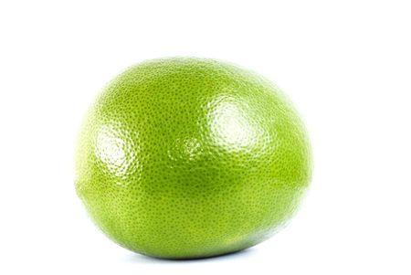 Groene grapefruit  Stockfoto
