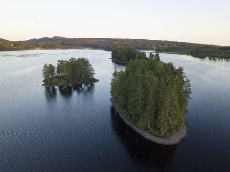 swedish islands Zdjęcie Seryjne