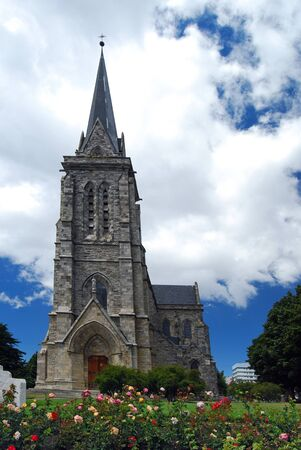 bariloche: cathedral of bariloche