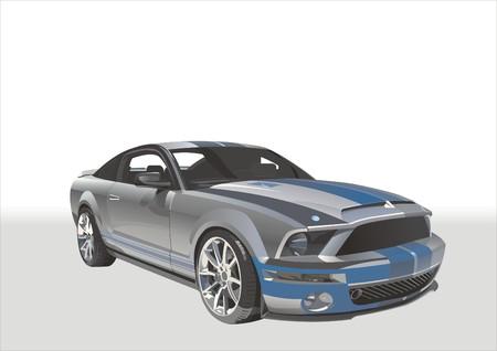 Highspeed vector car
