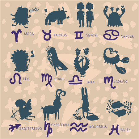 conjunction: zodiac signs