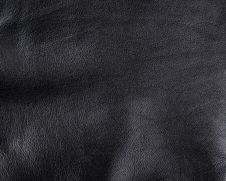black leather texture: black leather background closeup