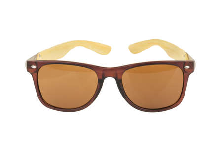ray ban: Sunglasses isolated, cutout